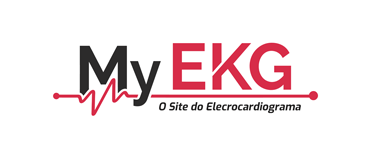 My EKG, O Site do Eletrocardiograma Logo